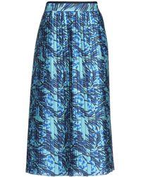 Victoria, Victoria Beckham Long Skirt - Purple