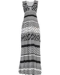 Tomas Maier Langes Kleid - Schwarz