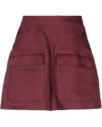 Golden Goose Deluxe Brand Shorts - Purple