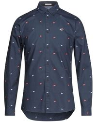 Tommy Hilfiger Camisa - Azul