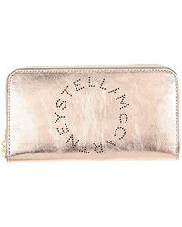 Stella McCartney Brieftasche - Mehrfarbig