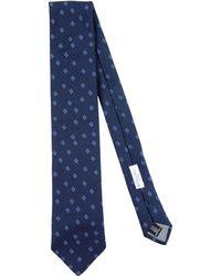 Boglioli Krawatte - Blau