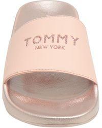 Tommy Hilfiger Sandale - Pink