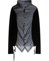 Y's Yohji Yamamoto Shirt - Blue