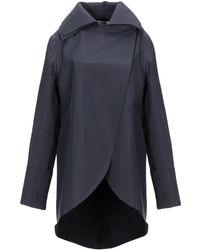Lamberto Losani Coat - Blue