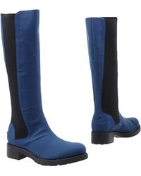 N°21 Boots - Blue