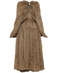 Rochas Robe longue - Neutre