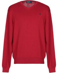 Polo Ralph Lauren Pullover - Rouge