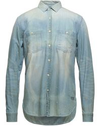 Barbour - Denim Shirt - Lyst