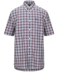 Fred Perry Camisa - Azul