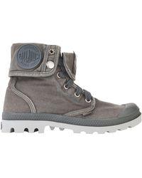 Palladium Ankle Boots - Gray