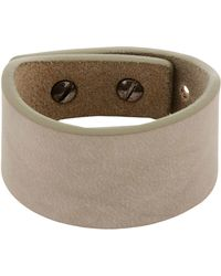 Rick Owens - Bracelets - Lyst