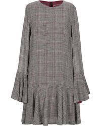 Mariagrazia Panizzi Short Dress - Natural