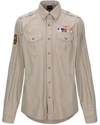 Aeronautica Militare Camicia - Multicolore