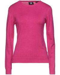 Mia Bag Jumper - Pink