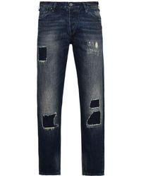 Armani Jeans - Denim Pants - Lyst