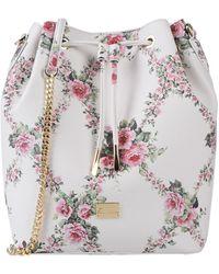 Blumarine Cross-body Bag - White