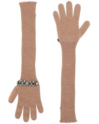 N°21 Handschuhe - Natur