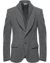 Ermanno Scervino Suit Jacket - Grey