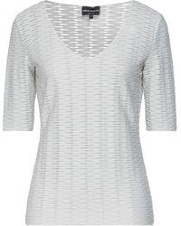 Emporio Armani T-shirt - Gris