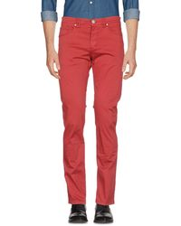 Beverly Hills Polo Club Trouser - Red