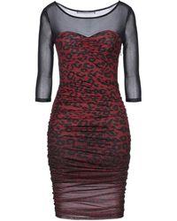 Guess Short Dress - Multicolor