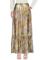 Etro Long Skirt - Multicolour