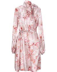 Eleventy Short Dress - Pink