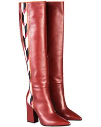Emilio Pucci Boots - Red