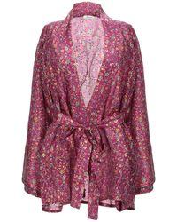 Mes Demoiselles Suit Jacket - Purple