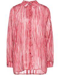 Soallure Shirt - Red