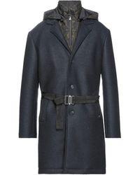 Mason's Manteau long - Bleu