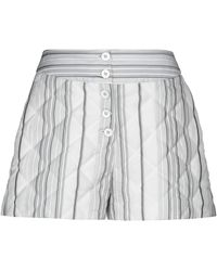 Jil Sander Shorts et bermudas - Blanc