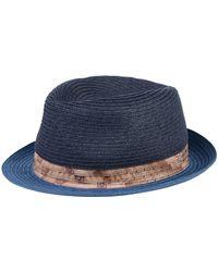 Alviero Martini 1A Classe Hat - Blue