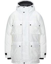Duvetica Down Jacket - White
