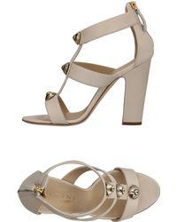 Vicini Tapeet Sandals - Natural