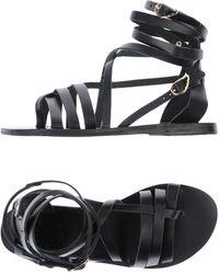 Ancient Greek Sandals - Toe Strap Sandal - Lyst