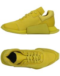 Rick Owens Sneakers & Tennis shoes basse - Verde