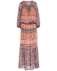 ViCOLO Long Dress - Pink