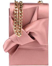 N°21 Cross-body Bag - Pink