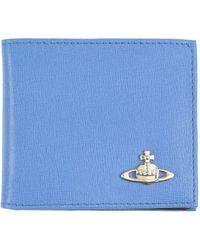 Vivienne Westwood Brieftasche - Blau