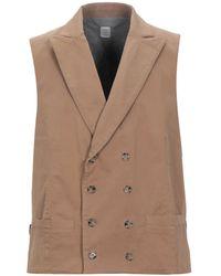 Eleventy Waistcoat - Brown