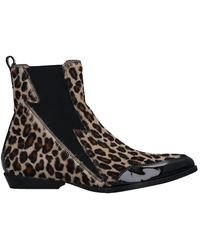Belstaff Ankle Boots - Natural