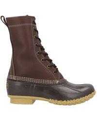 L.L. Bean Ankle Boots - Brown