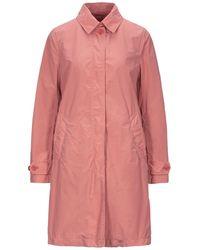 Aspesi Overcoat - Pink