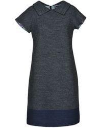 Bini Como - Short Dress - Lyst