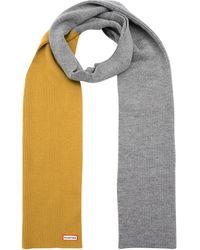 HUNTER Scarf - Yellow