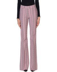 Giamba Trouser - Pink