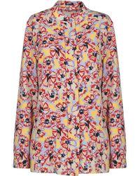 Jil Sander Navy Shirt - Multicolour