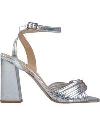 Rebecca Minkoff Sandals - Metallic